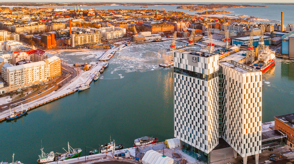 Missä majoittua Helsingissä festareiden ajan?